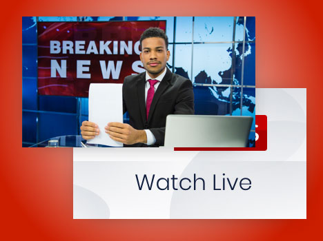 digital signage news sky live