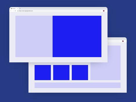 digital signage html5