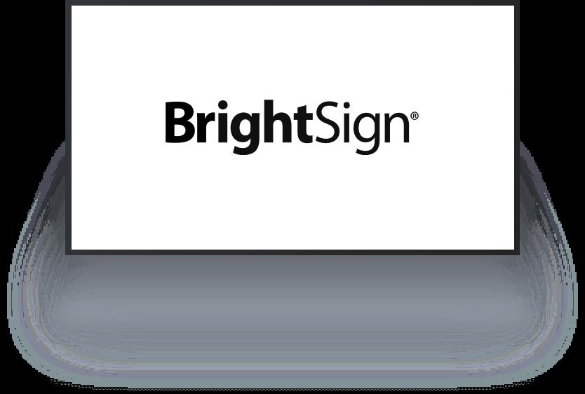 brightsign digital signage