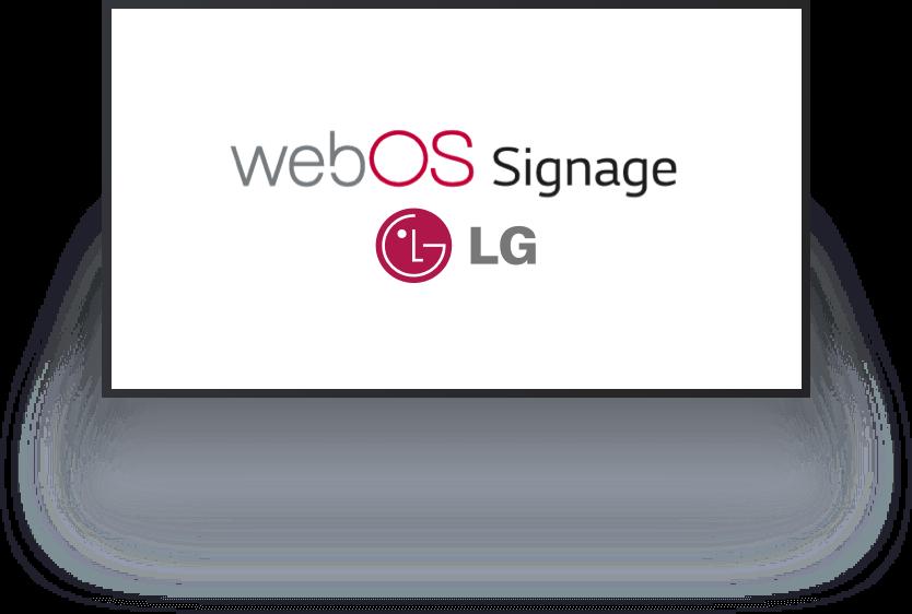 LG digital signage - LG webOS System on Chip Displays