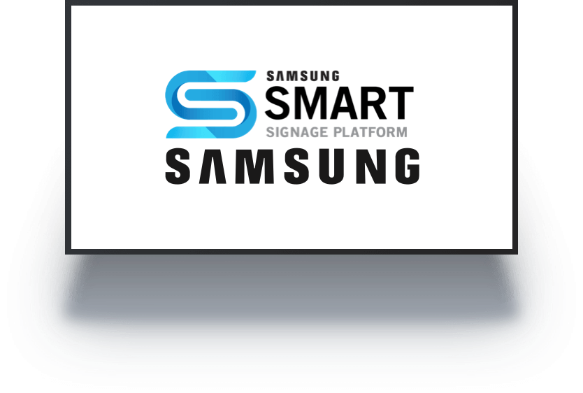 Samsung Digital Signage - System on Chip Displays - Signage